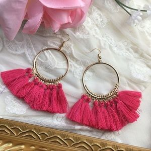 2for25/ STUNNING TASSEL EARRINGS
